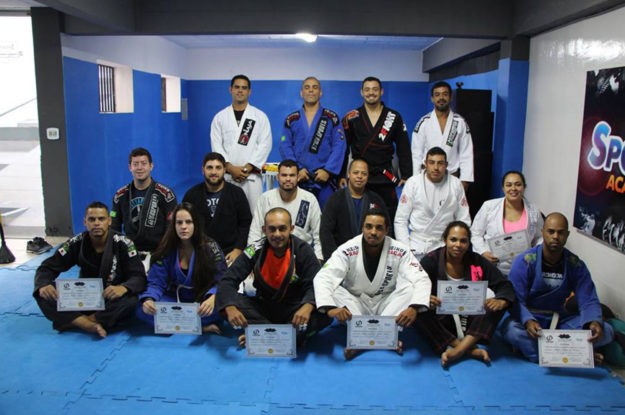 Graduação da Equipe Lotus Club